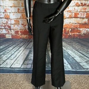 Ann Taylor LOFT Black Trousers